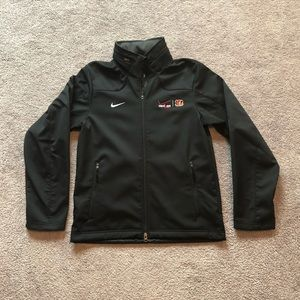 Nike Cincinnati Bengals Zip Up Jacket